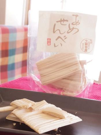 食べ物のお土産が良い方は、見た目も◎の松本の名産「飴」はいかがでしょうか。毎年1月に松本市では「松本あめ市」が開催されているほど、松本土産として飴は人気があり、お土産用だけでなく自分用に購入する方も多いそう。