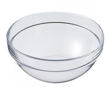 ■Luminarc アンピラブルボール フランスで190年以上の歴史を誇るARC社のアンピラブルボール。調理用のボウルですが、とってもおしゃれでそのまま食卓にも並べられるガラスボウルです。