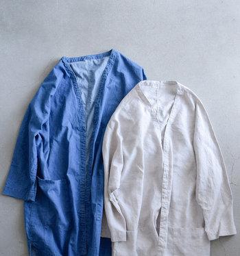 5月の北海道は朝晩の気温の差が激しいので、肌寒さや紫外線の強さを感じたら、さっと着られるような薄手の羽織ものを必ず持っていきましょう。カーディガンやシャツ、ジャケットなど脱ぎやすいものがおすすめです。中に着るものは暑くなっても対応できるよう、薄手の長袖か半袖のトップスが良いでしょう。