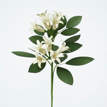 山梨県の和紙メーカーが作った特殊な和紙で出来たお花。強度もあるから、生花と一緒に行けることも可能です。フラワーアレンジメントが好きな方に送っても。