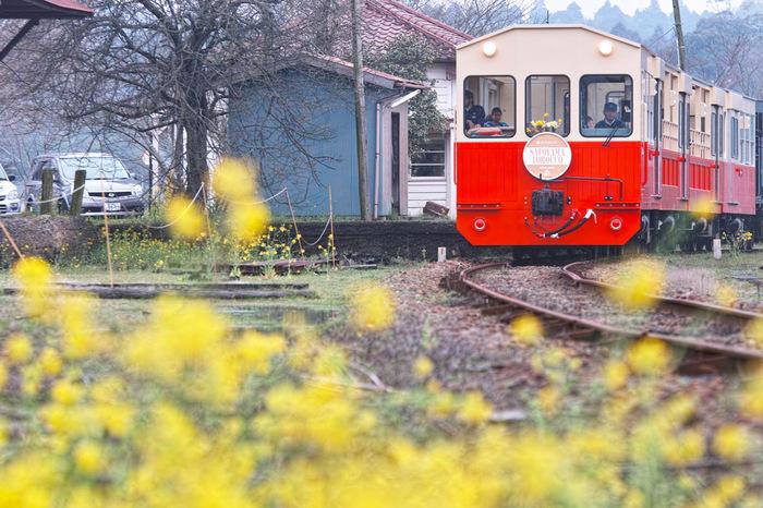 最近では、2017年4月~6月に放送されたドラマ「ボク、運命の人です」の第一話の中で、木村文乃さんと亀梨和也さんがこの駅で会話していたそうですよ。