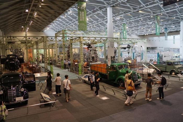 1994年に開館した「トヨタ産業技術記念館」は、世界に誇る「トヨタ自動車」の「モノづくり」の大切さを伝えてくれる施設です。