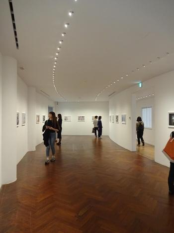 現代美術を意欲的に紹介する展覧会が多数あり、画家の奈良美智氏の作品展や、現代芸術家の森村泰昌氏の作品などを常設展示しています。