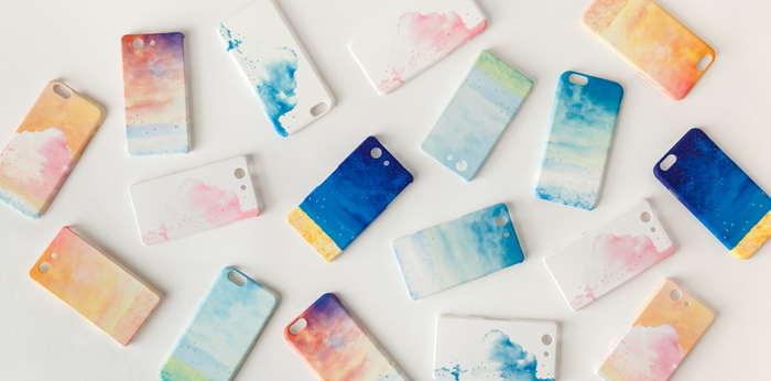 自然の魅力をモチーフにしているブランド「picnic」。素敵なイラストのiPhoneケースを始め、シリーズの雑貨が揃っています。