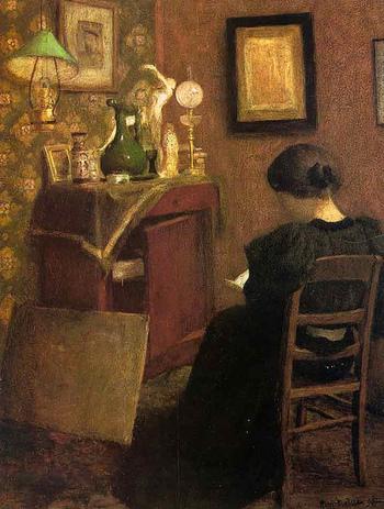 そして21歳の時に、盲腸炎をこじらせ療養している間に絵を描き始めました。そこがマティスの画家人生の始まりとなっています。