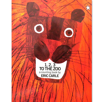 ボローニャ国際児童図書館展・1968年グラフィック大賞受賞作品。あの巨匠も受賞していました。名作「はらぺこあおむし」で知られるエリック・カールが鮮やかな色使いで描く、ダイナミックな動物たちが魅力的な1冊。