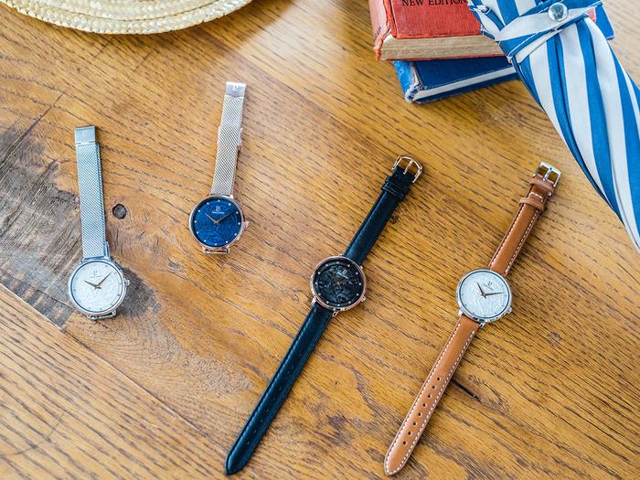 2本目に欲しいのは脱、定番。新しい自分と出会える【フランス製の腕時計】