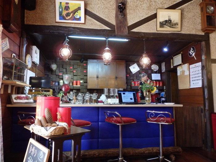草津で一番おいしいコーヒーを出すお店、と言われるくらい人気の喫茶店。観光地にありながら地元価格でコスパ抜群なのも嬉しいです。