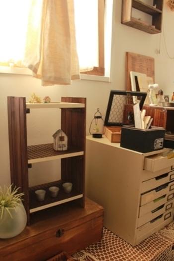 お部屋のインテリアにもぴったり♪自分で好きなデザインに仕上げることができるのはDIYならではの魅力です。