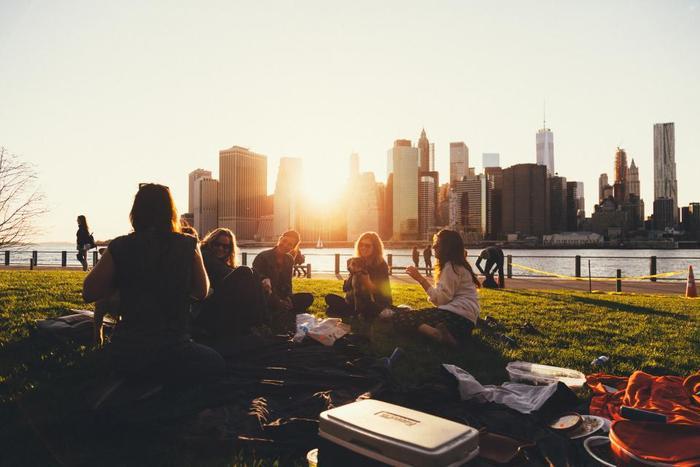 行先リストからお弁当&便利グッズまで。たのしい公園ピクニックのための「いろは」
