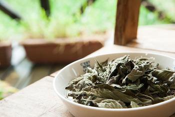 気温が高くなってくると、やはりすっきりクールなミントの香りが嬉しくなります。防臭・防腐・防虫・殺菌と、なんとも心強い効能をたくさん持っているうえ、香りには鎮静効果も。夏の生活にはぜひ取り入れたいハーブです。
