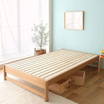 巷で人気のすのこベッド。見た目がシンプルなことも人気の理由の1つですが、他にも日本ならではの気候による人気の理由があるんです。