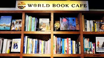 本と旅がテーマのブックカフェ。新しい本が次々と入荷されるので、何度訪れても飽きません。いつも心地良い距離感で接してくれるスタッフさんの接客も魅力です。