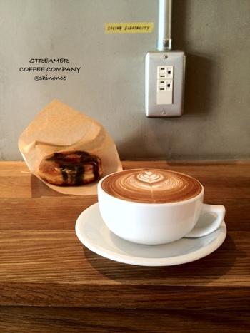 札幌駅直結のショッピングビル・ステラプレイス4階にあるカフェです。東京、大阪にも展開している新鋭カフェです。