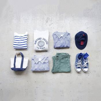 また、クローゼットの中がスッキリしてくると、今持っている服を全て把握することも可能に!そうすればコーディネートもしやすくなりますし、チャレンジ後の買物時にも手持ちの服を思い浮かべることができるので、有意義な買物に繋がります。