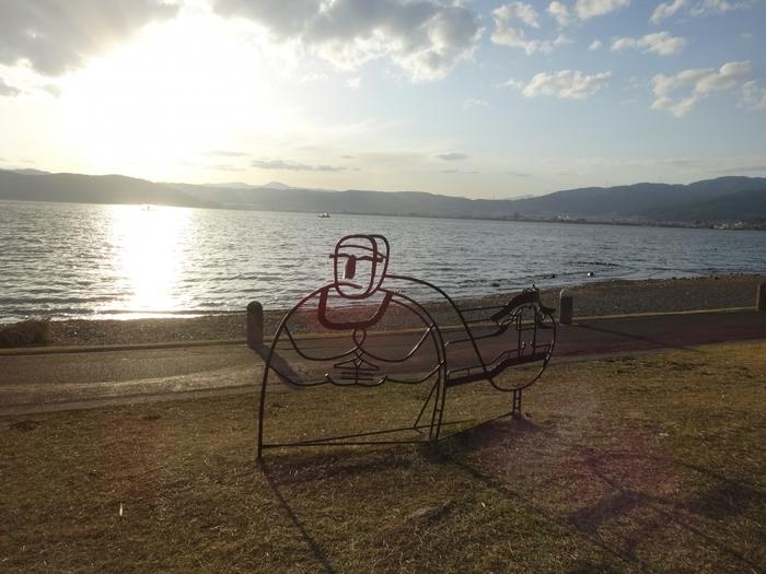 いかがでしたか?諏訪エリアは、諏訪湖の美しい自然とともに、歴史的に価値の高い建造物が今も大切に残されているところです。ぜひ、長野の大自然やアートにパワーをいただく、春の旅行を楽しんでくださいね。