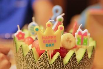 お誕生日会やクリスマスパーティー、おもてなしなど、ちょっとしたパーティーの時にも簡単に作れるのに見栄えのいいフルーツポンチは外せないメニューです。