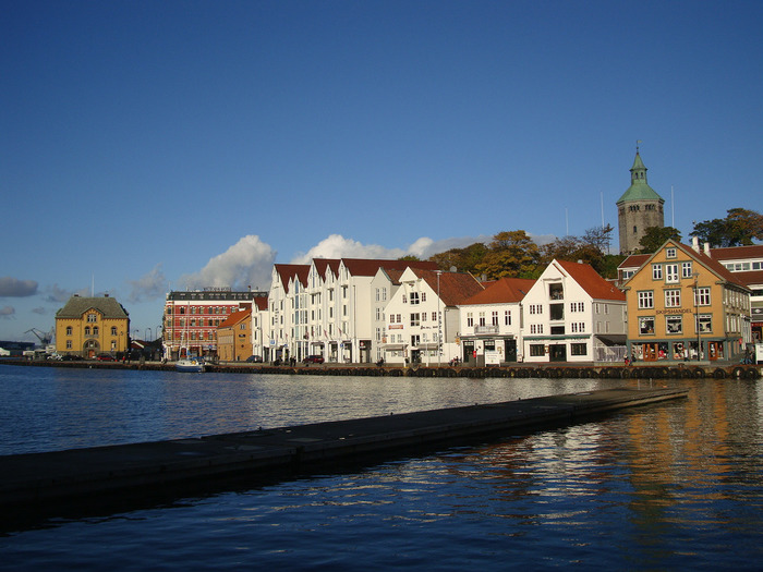 スタヴァンゲルフリント社は、1946年にノルウェーのスタヴァンゲルという地で創業され、1949年に生産を開始しました。