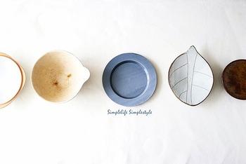 なぜなら、「揃えない方がテーブルコーディネートが楽しめるから」by DAHLIA★ さん。