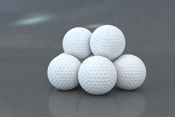 ゴルフボールもバスルームでとっても役立つアイテム。  バスタブのお湯のたまりが悪い場合、バスタブの栓がわりに使えます。  また、浴槽の中でゴルフボールを太ももやふくらはぎ、足の裏に転がしてマッサージするのも気持ちが良いですよ。