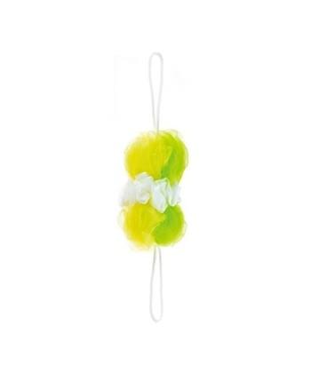 汚れやすい部分とはいえゴシゴシ洗ってしまうと肌を傷つけてしまい、にきびを悪化させてしまうことにもつながります。古い角質だけを優しく洗い流しましょう。  背中を洗うのに便利なアイテムもチェック!こちらは、伸びるので背中に届きやすく、モコモコ泡立つボールが付いています♪