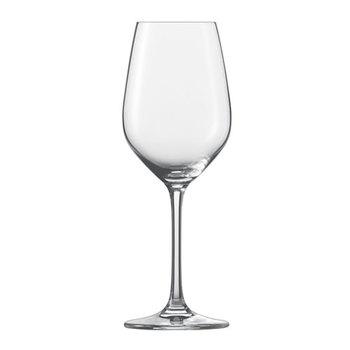 冷やして飲みたい白ワインに適しているのが、すっきりとした小ぶりのグラス。フルーティな果実味とワイン特有の酸味をバランスよく感じられる形状です。