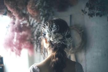 いかがでしたか?生き生きとした華やかさがある生花を使ったウェディングスタイルも素敵ですが、ナチュラルな可愛さを持つドライフラワー。是非、結婚式のアイデアとして取り入れてみてください。