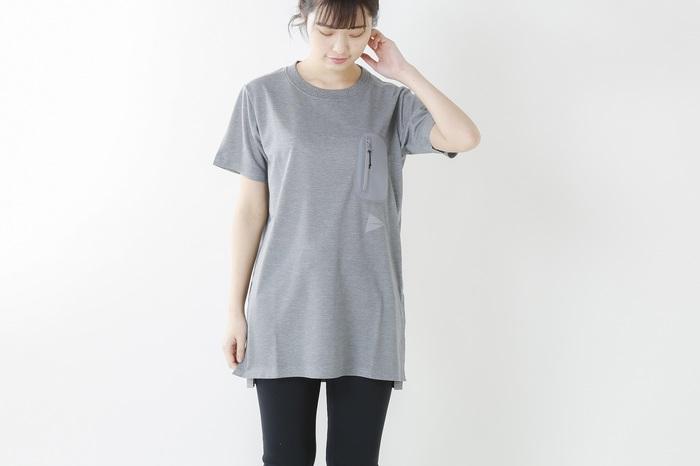 アウトドアを思い切り楽しみたいならTシャツも選びも慎重に。動きやすさはもちろん、汗をかいても安心な速乾性のある素材やUVカット効果のある素材など外でも快適に過ごせるような一枚をご紹介します。