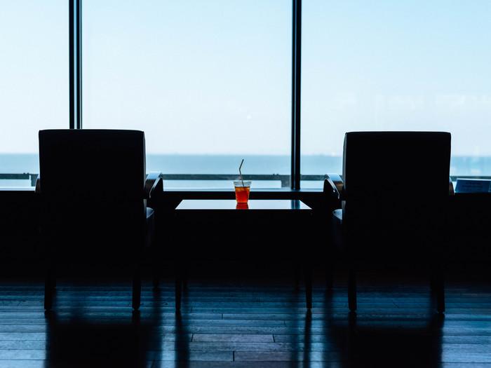 ■海ほたる 4F無料休憩所