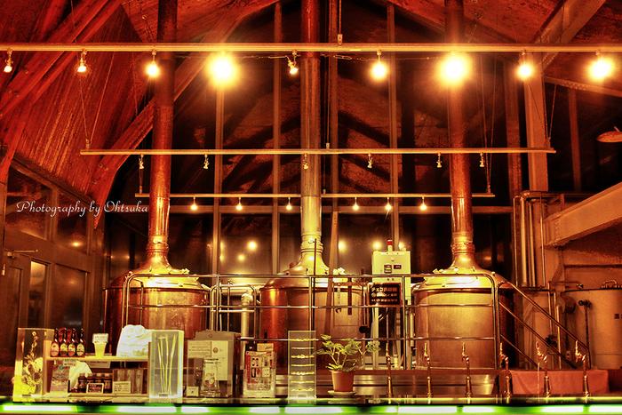 お酒好きのお父さんなら、ビール工場やワイン工場なんていかがでしょう?帰りの運転は代わってあげて、今日くらい伸び伸びと飲ませてあげて。