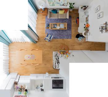 一人暮らしでも家族と一緒でも、キッチンで過ごす時間は多いもの。居心地の良いキッチン作りのポイントは、インテリアにあります。