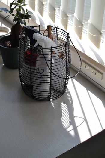 毎日、適度な掃除をしていくことで、お部屋のキレイをキープすることができます。掃除のしやすい仕組みを考えて、効率的に掃除していきましょう。