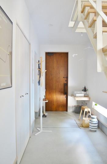 すっきりと片付けられているお部屋は、掃除もしやすいもの。小まめにささっと掃除できるので、きれいなお部屋を保ちやすい状態に♪