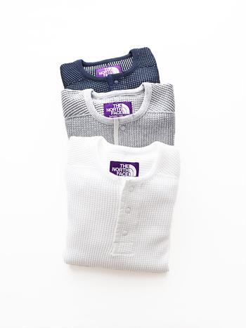 通気性や速乾性に優れたファッションアイテムは、着心地が良いので何度でも着たくなる実用性も魅力的なので、洗練されたカジュアルコーデにフル活用しましょう。