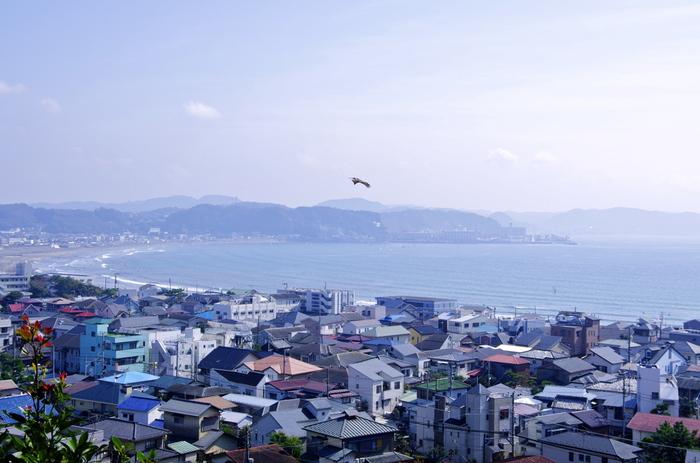 鎌倉の「材木座」エリアをご存知でしょうか?鎌倉駅からのんびり歩いて、約20分。材木座海岸の青く広がる海、和賀江島、逗子マリーナ、富士山などが見渡せる、すがすがしい気持ちになれる場所です。  また、昔ながらの商店街、港もあります。古くから地域に根付いた風景に、この地で暮らす人同士のあたたかな交流が感じられて、ほんわりと癒されますよ。