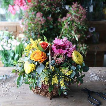 日本では父の日といえば黄色い花を贈ることが割と浸透していますが、これは日本ファーザーズ・デイ委員会による「父の日黄色いリボンキャンペーン 」が発端となっているようです。ここでは父の日のフラワーギフトとして、特に人気の高い黄色いお花をご紹介していきます。