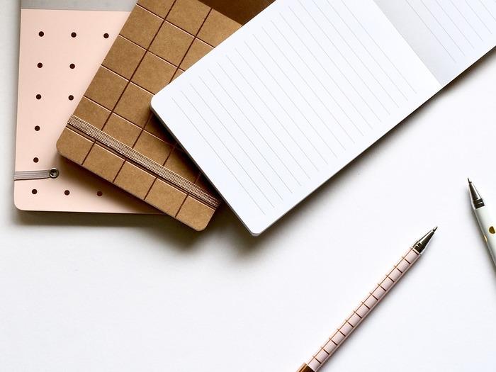 ただメモに書いて、折って、入れる。だけではモチベーションが上がらないこともあります。そんなときは、メモ帳のデザインにこだわってみるのもおすすめです!テンションが上がるようなメモ帳を探したり、かわいい形に折ってみるのもいいですね。