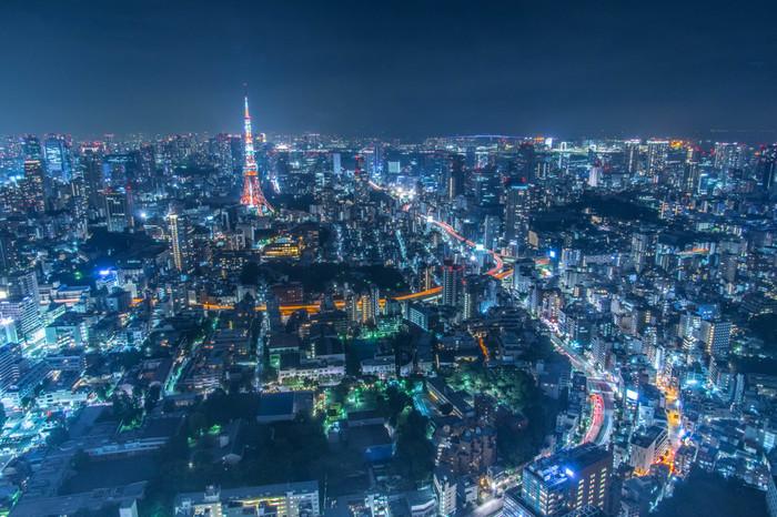 同じ森ビル内にある展望台「東京シティビュー」を訪れるのもおすすめです。東京を一望できる夜景も圧巻ですので、ナイトミュージアムを楽しんだ後に向かう価値ありです。
