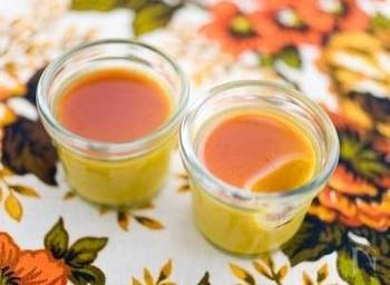 かぼちゃの優しい甘さがお口に広がる濃厚かぼちゃプリン。ちょっとひと手間!丁寧に漉すことで、なめらかさがUPします。隠し味のシナモンの香りが良いアクセントに!