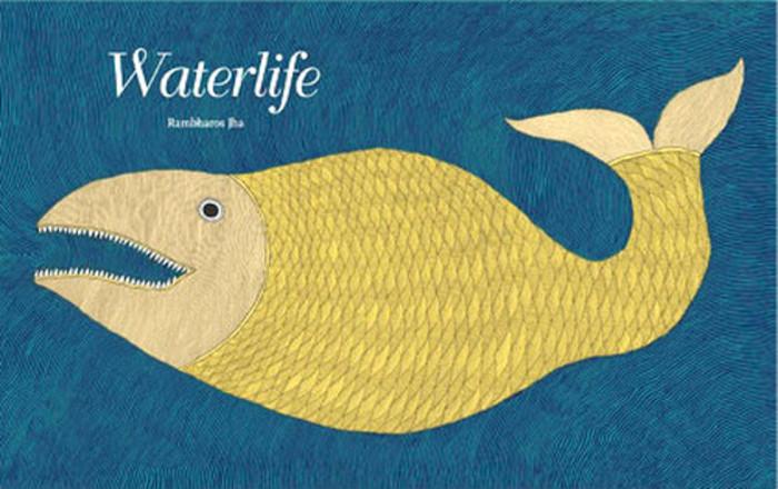 ハンドメイドの紙を使い、全ページシルクスクリーンの手製本というこだわり絵本を手がけているインドの出版社タラブックス。こちらの絵本「waterlife(邦題:水の生きもの)」は、2012年ボローニャ・ラガッツィ賞ニュー・ホライズン部門を受賞。ブックデザインも含めまさに宝物のような一冊です。
