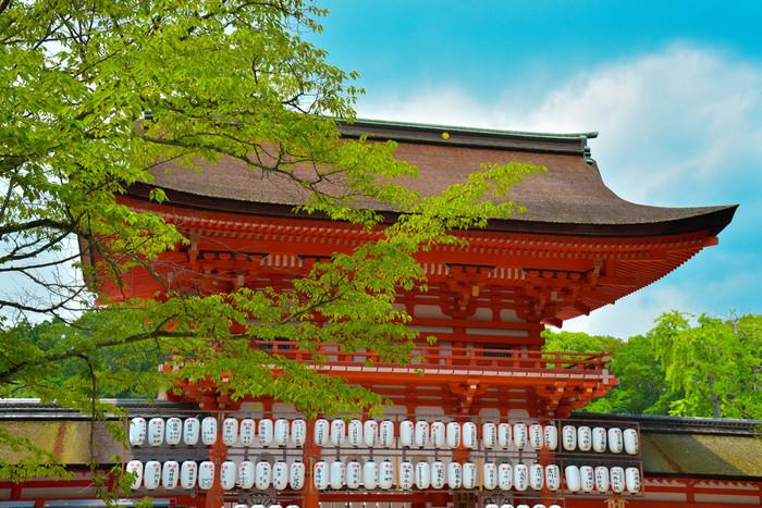"""わたしの京都旅。癒しの杜""""下鴨神社""""で縁結び・和菓子散歩"""