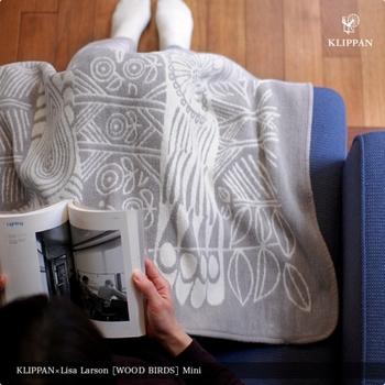 肌触りが優しいシュニールコットンのブランケットは、エアコンで手足が冷えるという女性には欠かせないアイテム。 使わない時は、ソファーに無造作にかけたり、クッションと重ねて置いたりしてもオシャレです。