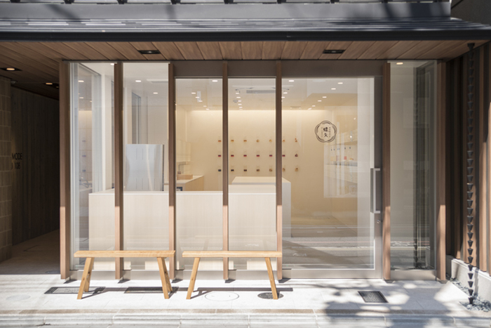 梅体験を出来るお店「蝶矢」は京都に2018年4月にオープンしました。伝統息づく街から、日本が育んできた梅の文化を発信しています。