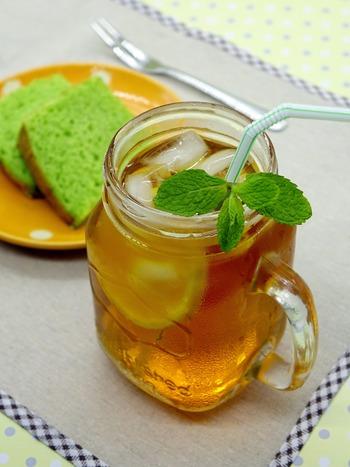 いかがでしたか? 水出し茶やコーヒーは、暑くなるこれからの季節にとっても重宝します。手軽に作って、冷蔵庫にスタンバイ!みなさんも、お気に入りのジャグとグラスで、夏の準備を始めませんか!