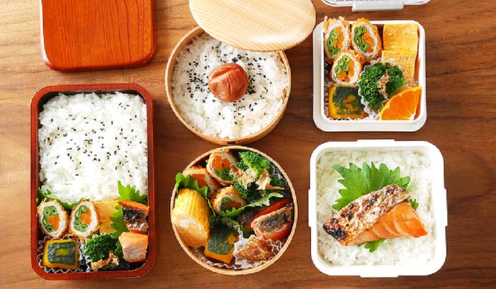 美味しいお弁当はひとの心を癒してくれます。しっかりと梅雨対策をして、楽しいお弁当タイムをすごしてくださいね♪
