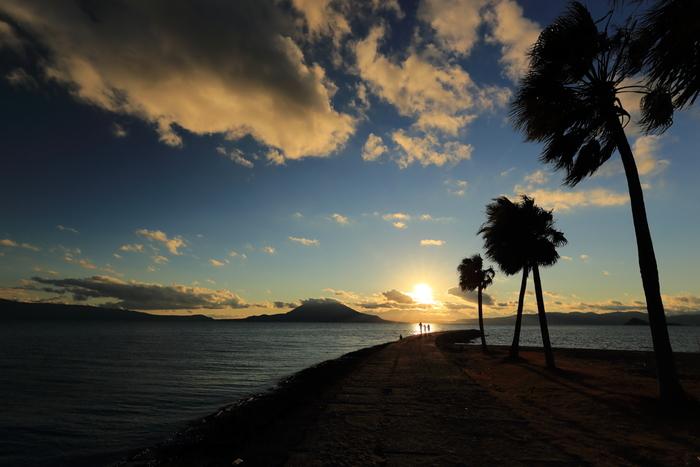 温泉天国「鹿児島」には、魅力にあふれた個性豊かな温泉地がたくさんあります。開放的な絶景を楽しみながら、いろいろな温泉を巡ってみませんか?