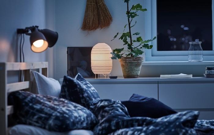 北欧スウェーデンのお部屋づくりに学ぶ。イケアで叶う暑くても快適な【インテリアの工夫】