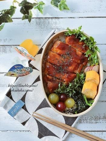 「レシピブログアワード」のお弁当部門でグランプリを受賞した経歴を持つたっきーママ。ブログでは、さまざまなお弁当が紹介され、毎日のお弁当作りで献立に迷ったときにも役立ちますよ。