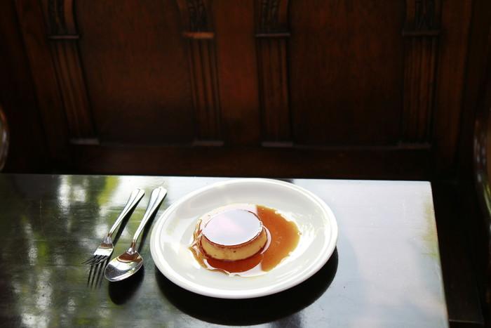 自家製デザートもまた美味しい。シトシト降る雨音を聞きながら美味しいお料理と素敵な時間に舌鼓を打てるボータンに是非足を運んでみてくださいね。