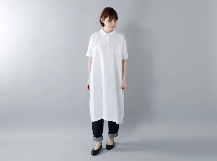 気持ちまでパリっと清々しくなる真っ白な洋服。上質なアイテムこそ、丁寧に扱って長く愛用したいですよね。素敵な白ファッションで、夏の装いをもっと楽しんでみませんか?